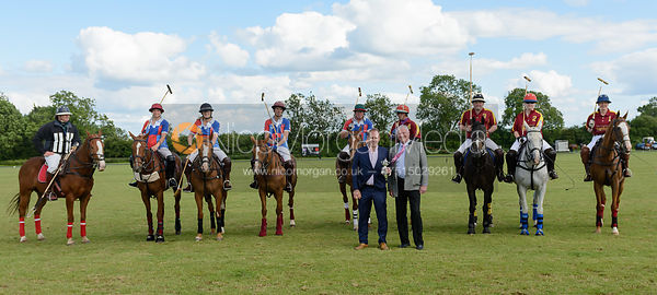 Kingscliffe vs. Sporting Designs - Findlay Trophy polo 2015