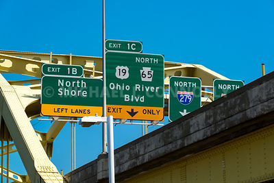 Highway Routing Signs