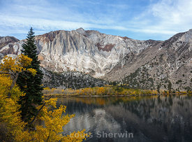 Laural Peak and Convict Lake