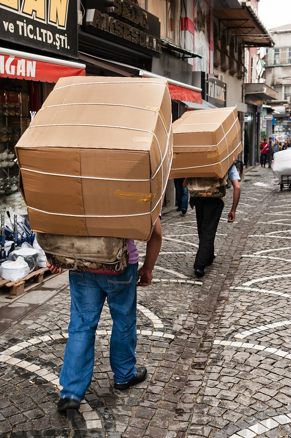 Istanbul Porters images