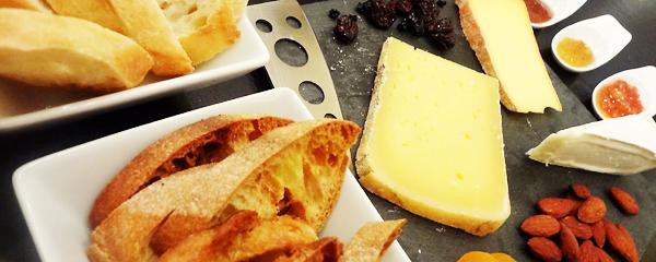 Plateau de fromages d'ici à déguster en solo