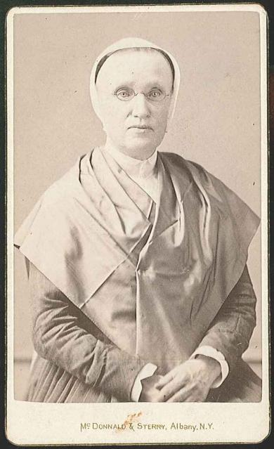 Dodgson, Anna (1818-1897)
