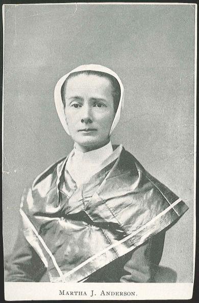 Anderson, Martha Jane (1844-1897)