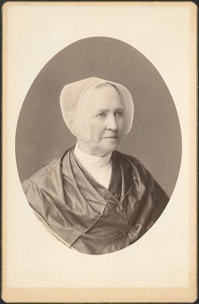 Hazard, Mary (1811-1899)