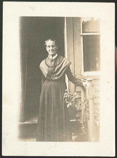 Collins, (Mary Jane) Sarah (1855-1947)