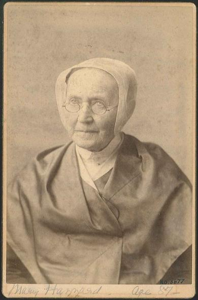 Portrait of Sister Mary Hazard