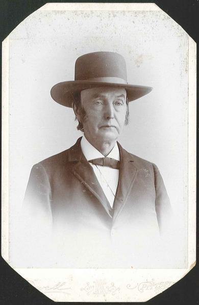 [Elder Dewitt Clinton Brainard, Second Family, Mount Lebanon, NY]