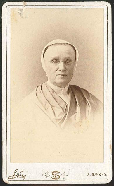[Sister Anna Dodgson (1818-1897), Church Family, Mount Lebanon, NY]