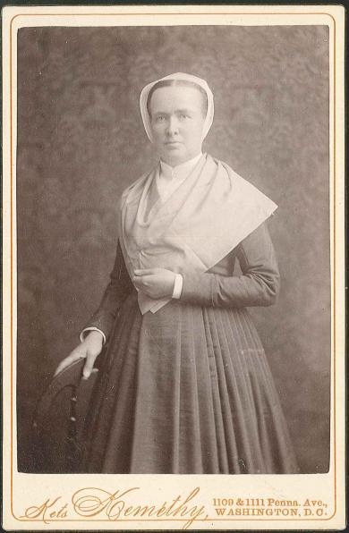 [Sister Amelia J. Calver, Church Family, Mount Lebanon, NY]