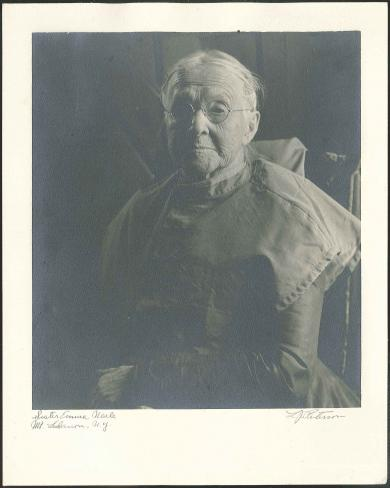 [Sister Emma Neale, Church Family, Mount Lebanon, NY]