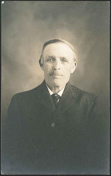 Portrait of Brother Ferdinand Ganibin
