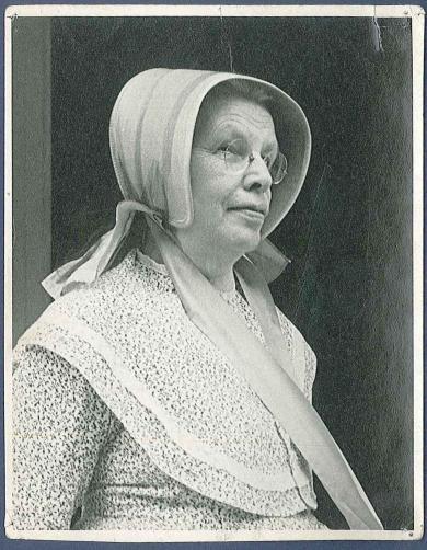 [Sister Jennie Wells]