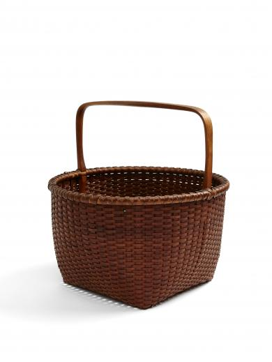 1957.8371.1 - Basket - Apple basket, Church Family, Mount Lebanon, NY