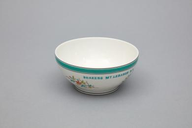 1970.17608.1 - Bowl, Cereal - Cereal bowl stamped