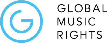 Global Music Rights logo