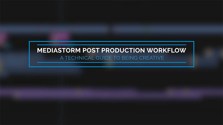 MediaStorm Post Production