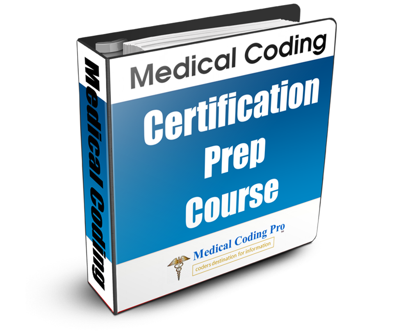 Medical Coding Certification Online Prep Course