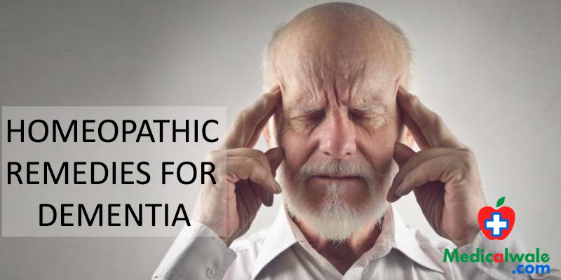 Homeopathic Remedies for Dementia