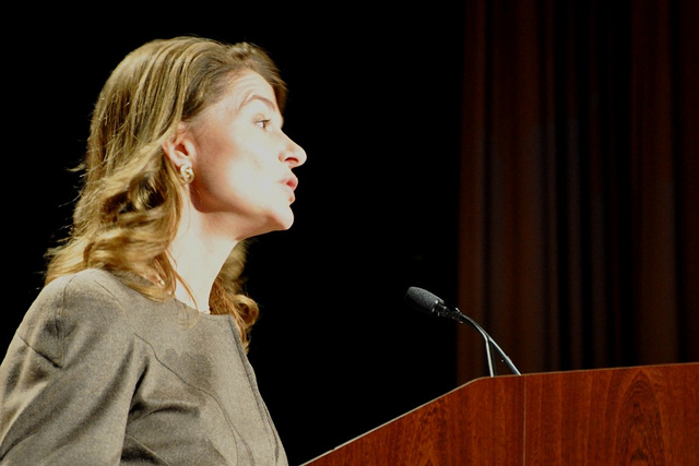Melinda Gates: Vaccinations difference in life and death
