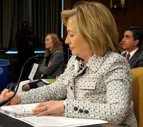 Clinton: Cuts hurt U.S. diplomacy