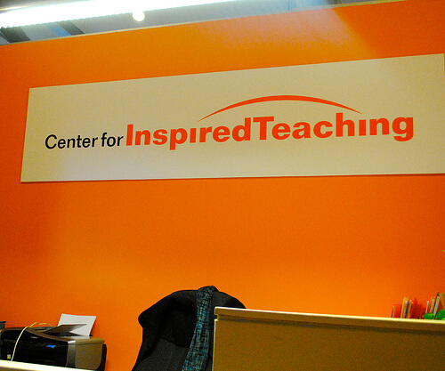 One school believes 'inspired' teachers are the answer