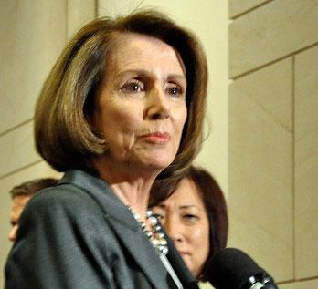 Pelosi: House GOP playing drama game on jobs, budget