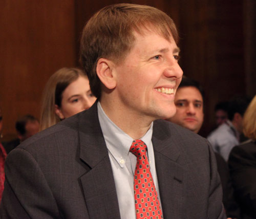 Senate Republicans still fuming over Cordray appointment