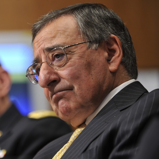 Panetta repeats opposition to further defense budget cuts