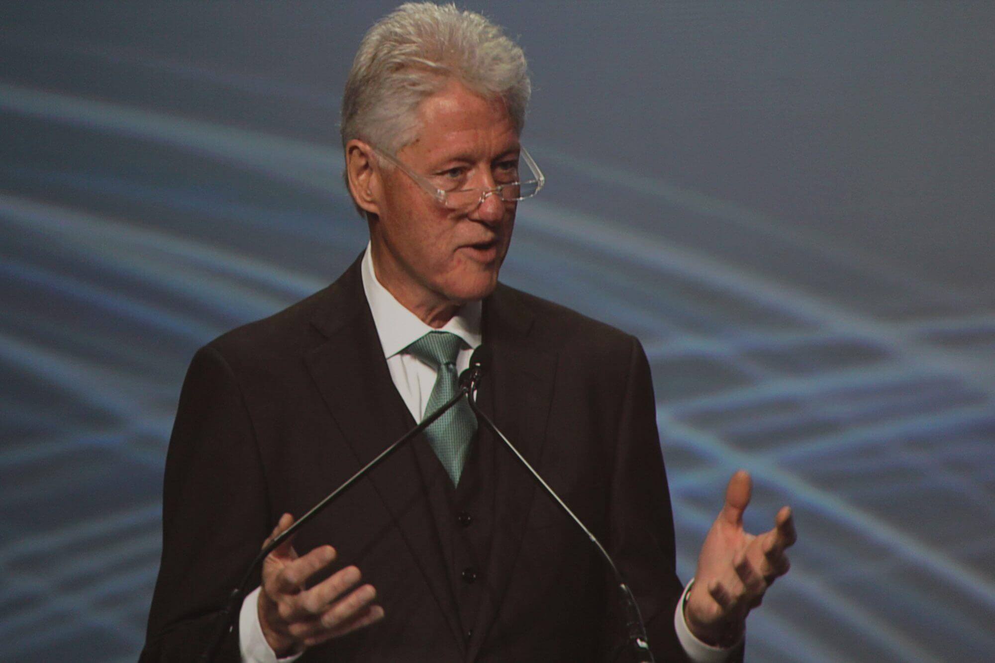 President Clinton: Energy efficiency should be America's headline