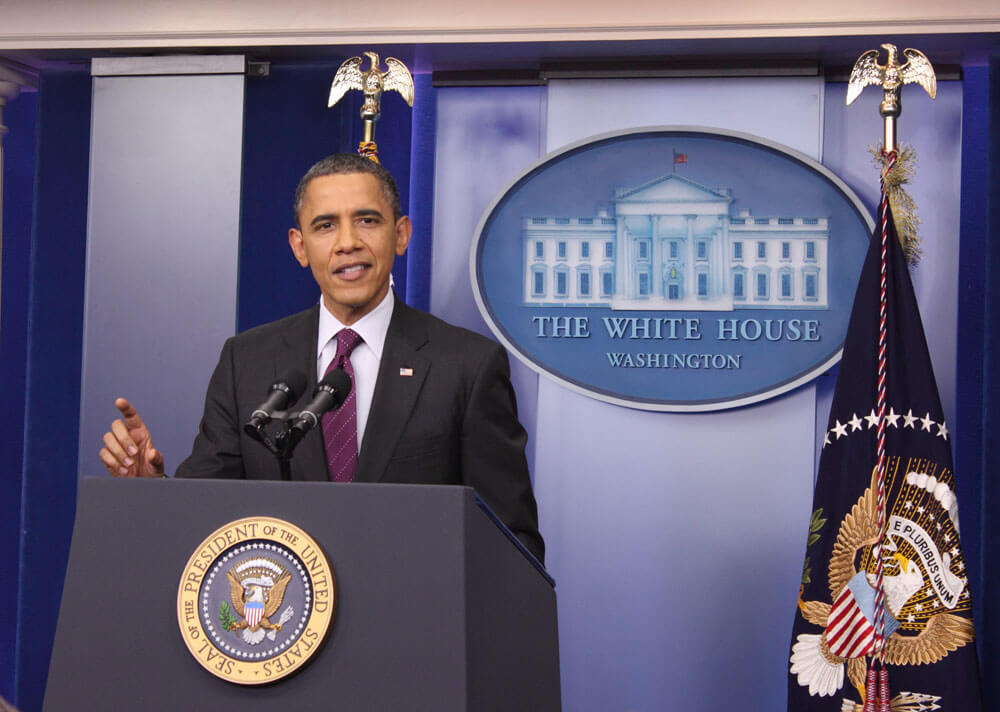 Obama to Republicans: War 'is not a game'
