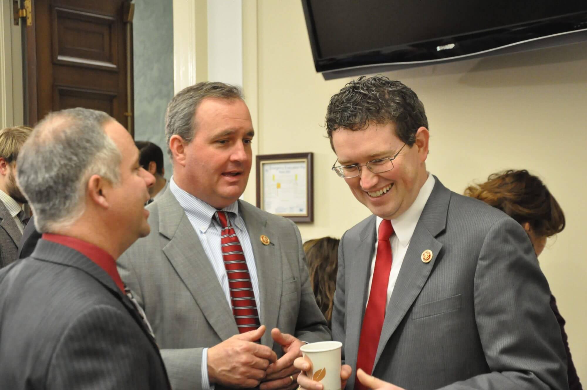 House Republicans discuss debt limit, Benghazi