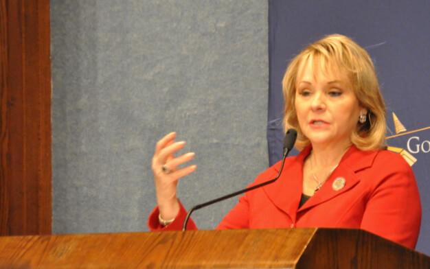 Fallin calls for flexibility on health care