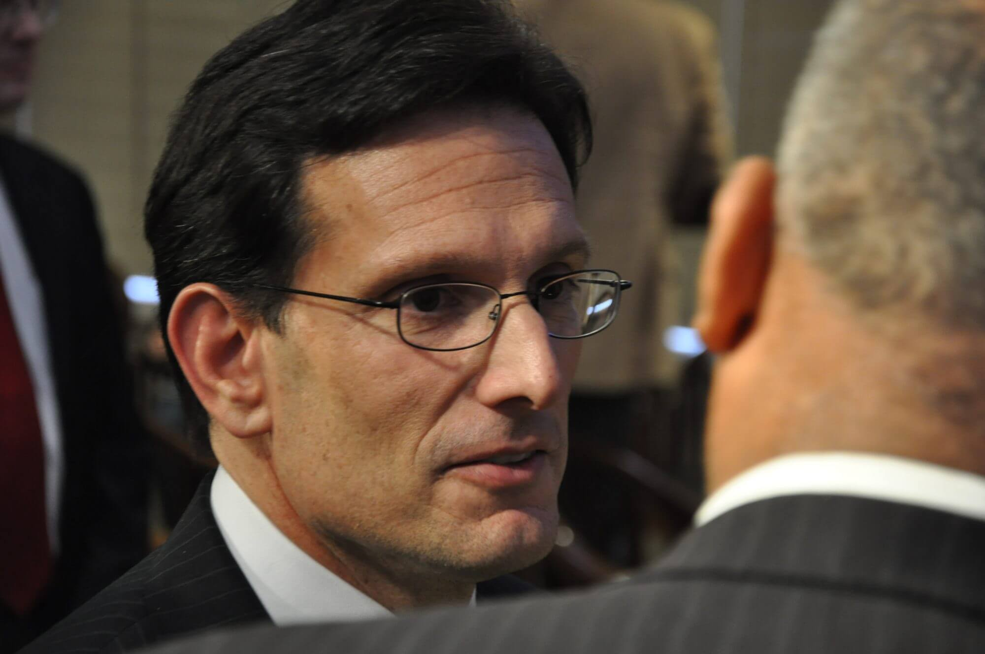 Cantor looks to rebrand GOP for broader appeal