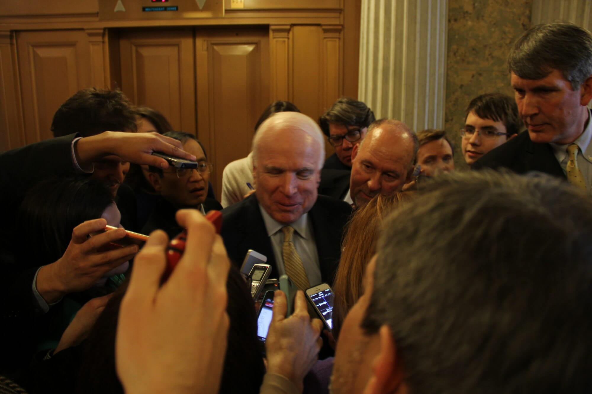 Debt ceiling suspension passes in Senate with help from Republican leadership