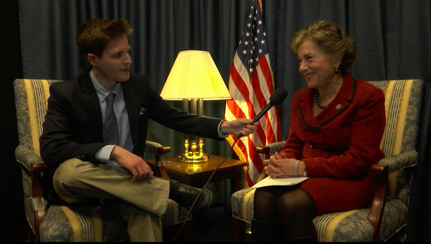 Post-SOTU Interviews with Illinois Democratic Reps. Jan Schakowski and Cheri Bustos