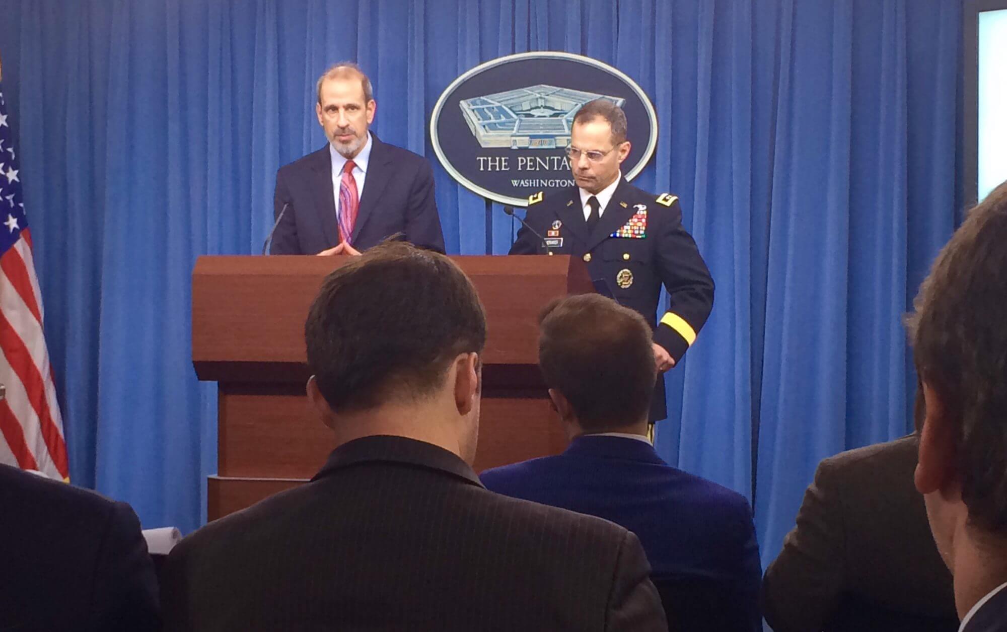 Pentagon wants massive increase in European defense funding in new budget proposal