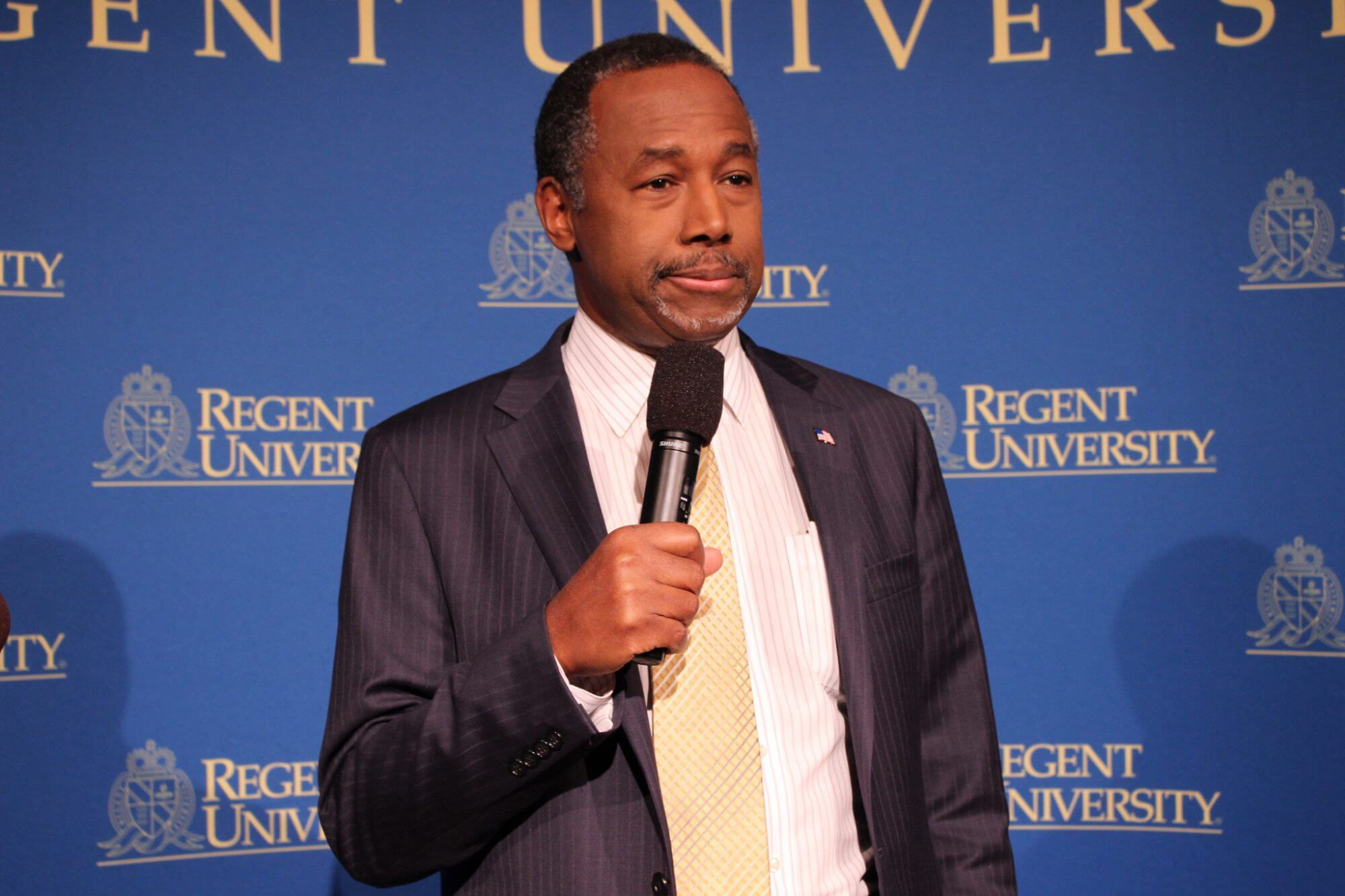 Ben Carson supporters undeterred by low polls