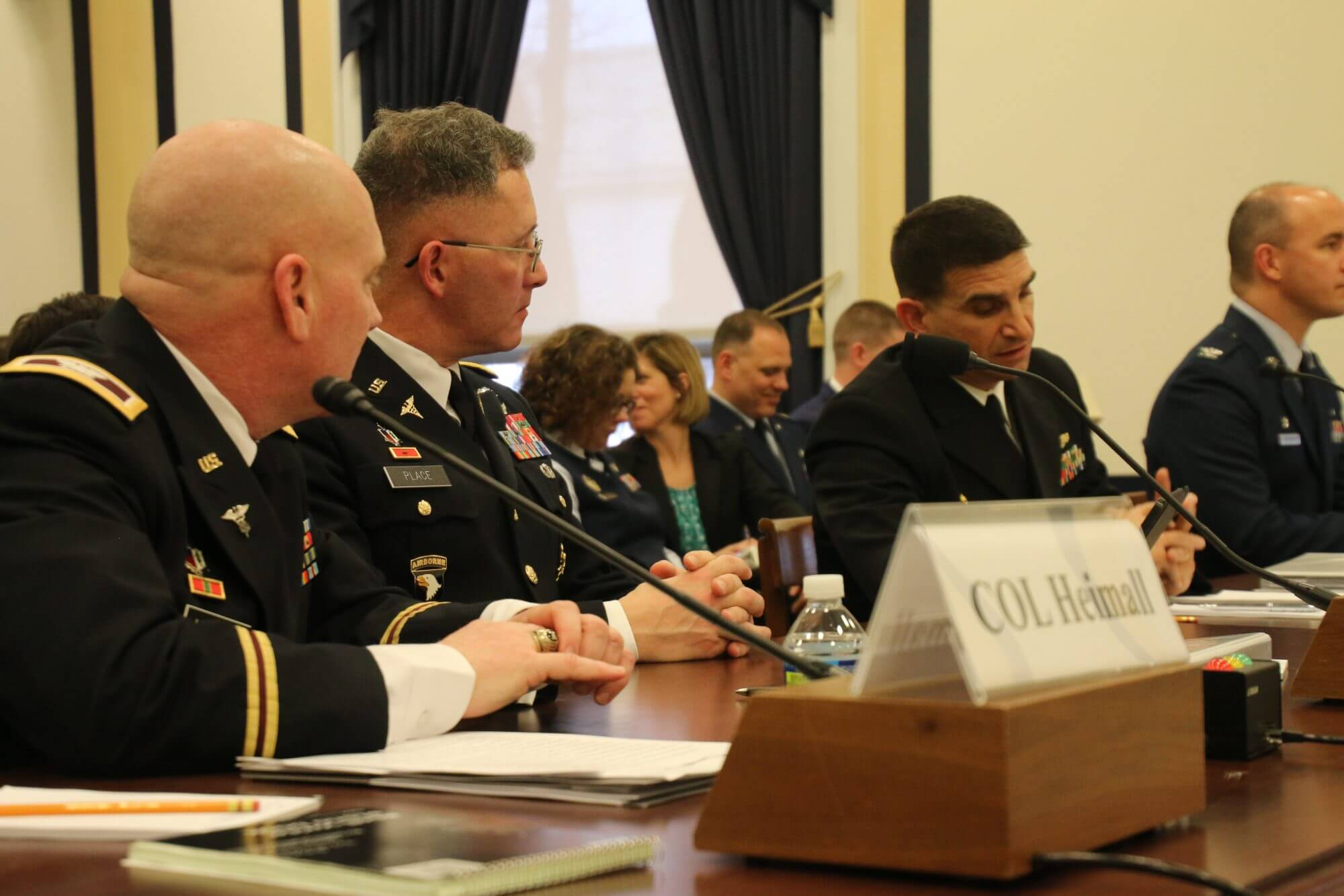 Armed Services panel: Military care about more than medical readiness