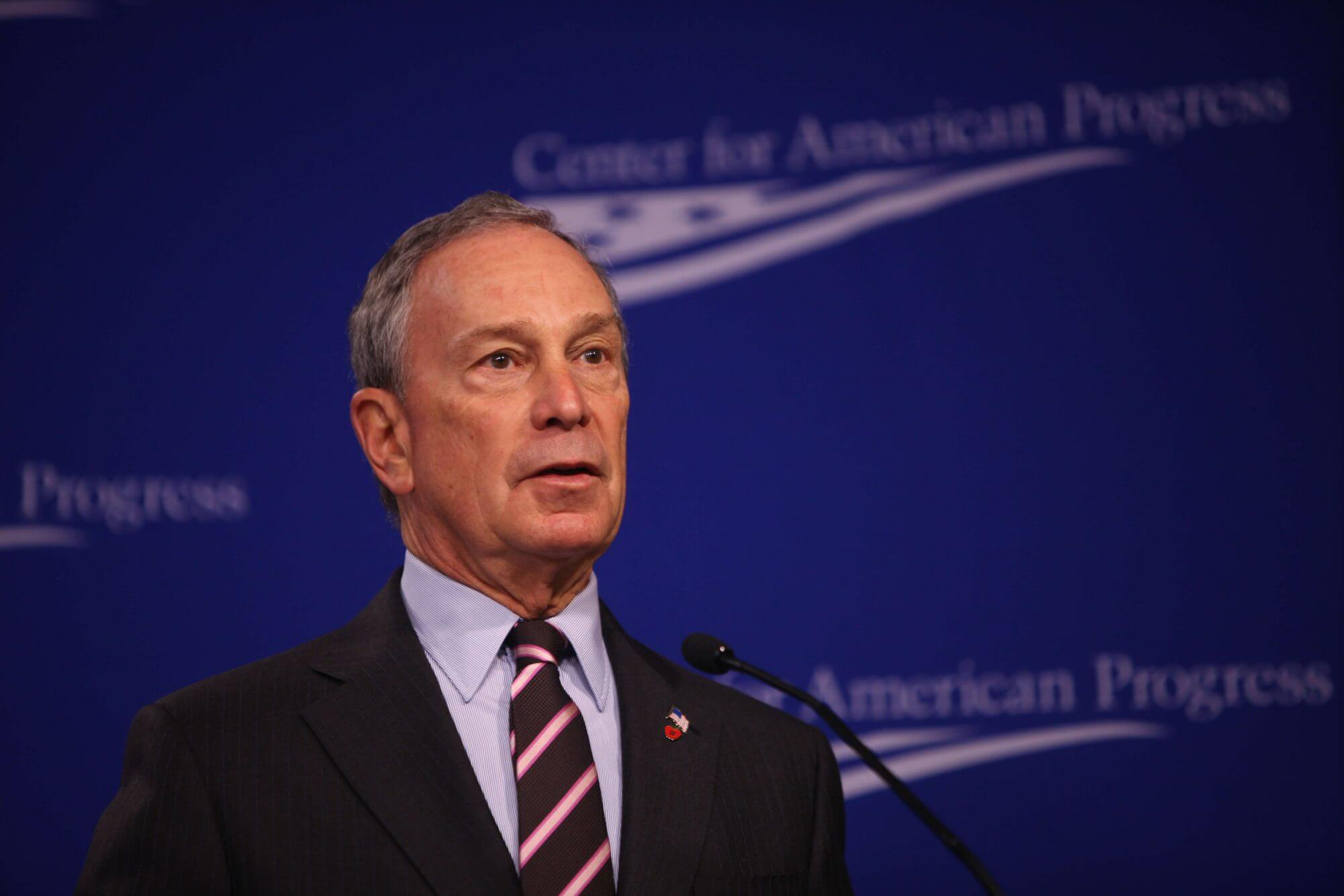A Bloomberg presidency would have focused on health, experts say