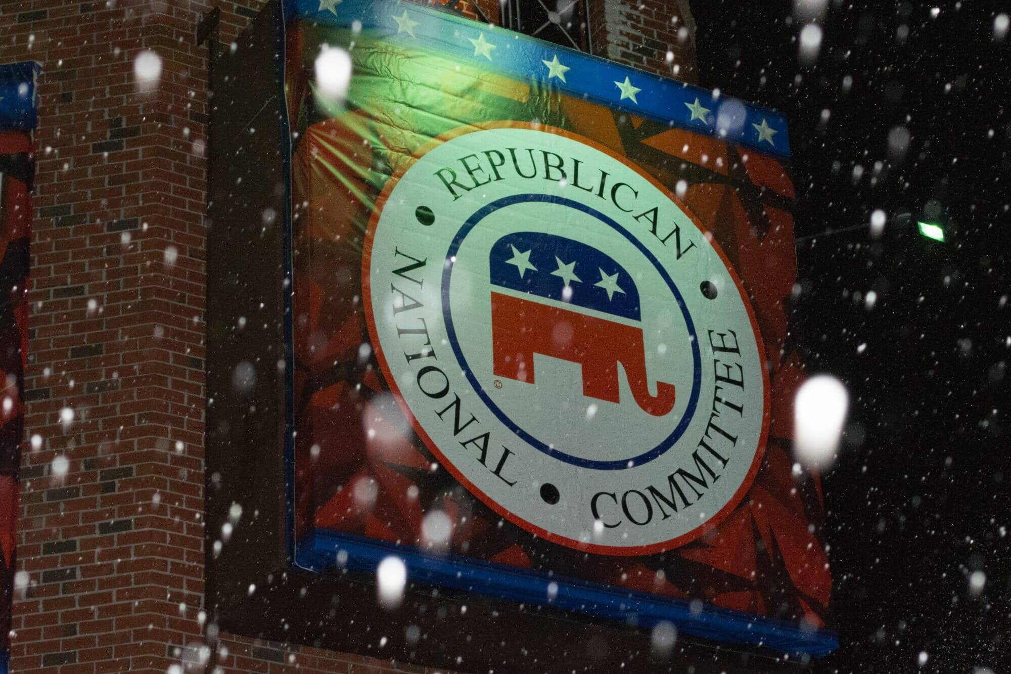 Photostory: Michigan GOP presidential debate