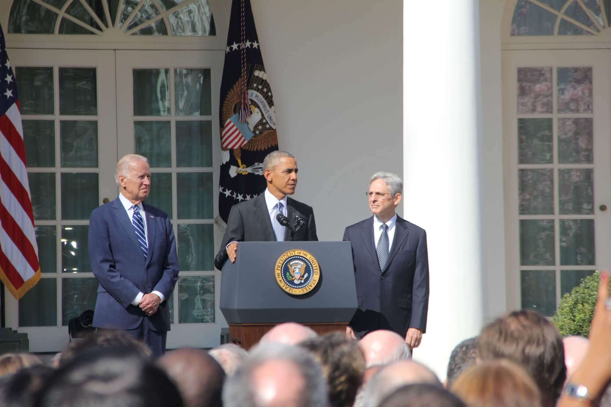 President Obama nominates Judge Merrick Garland for Supreme Court