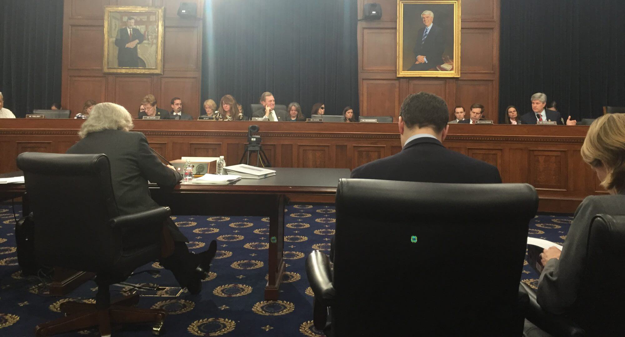 Innovation, nuclear security take center stage at Congressional hearing on energy budget