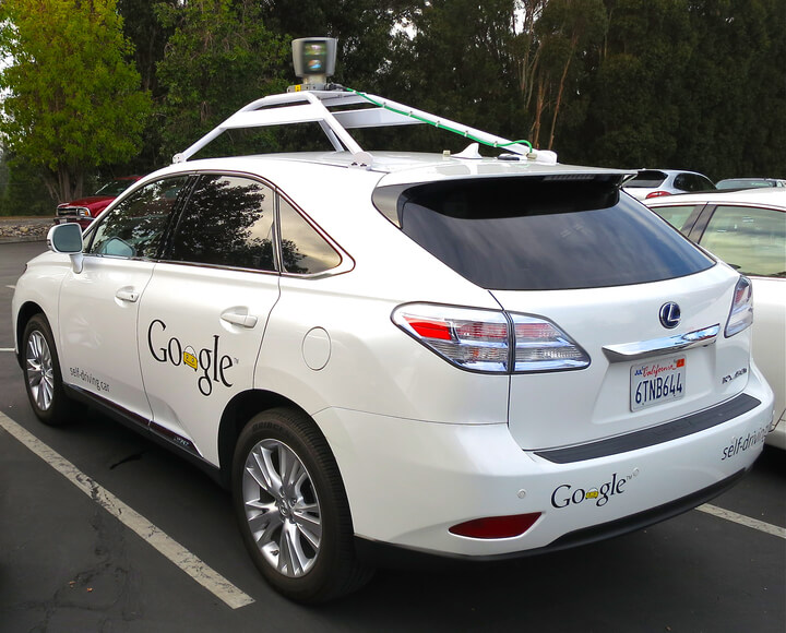 When autonomous cars have accidents, who pays?