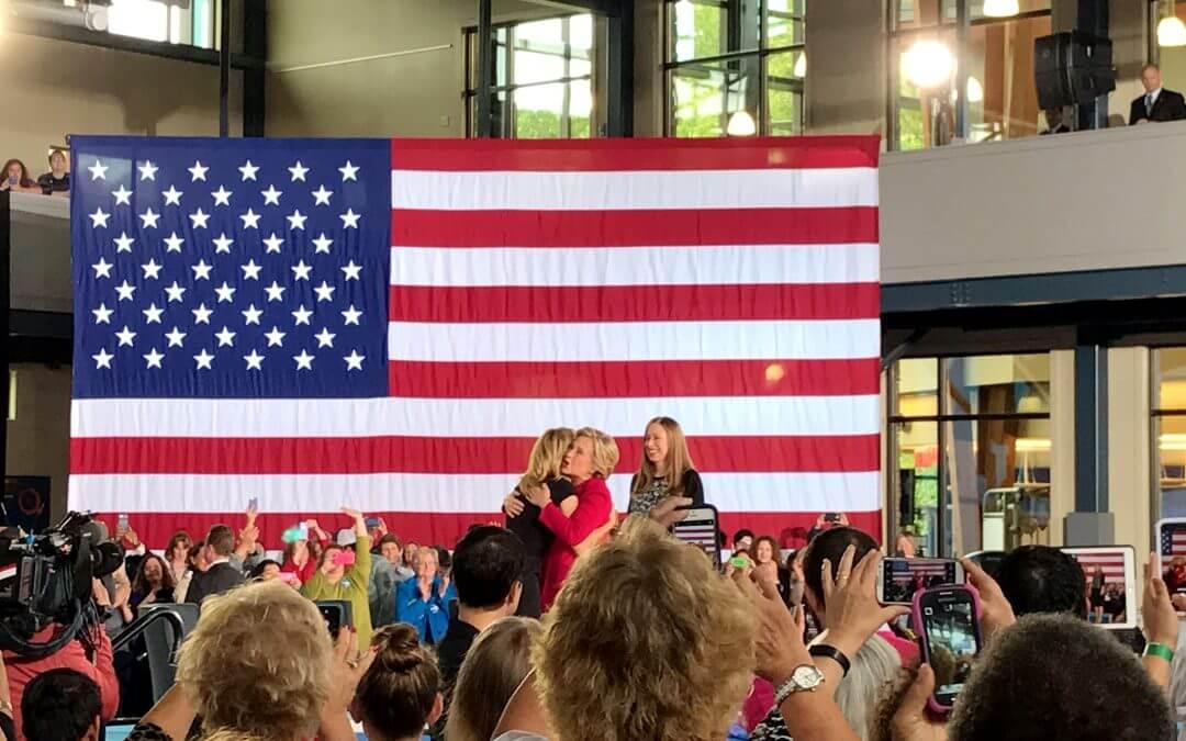 Trump, Clinton Take Aim at Pennsylvania