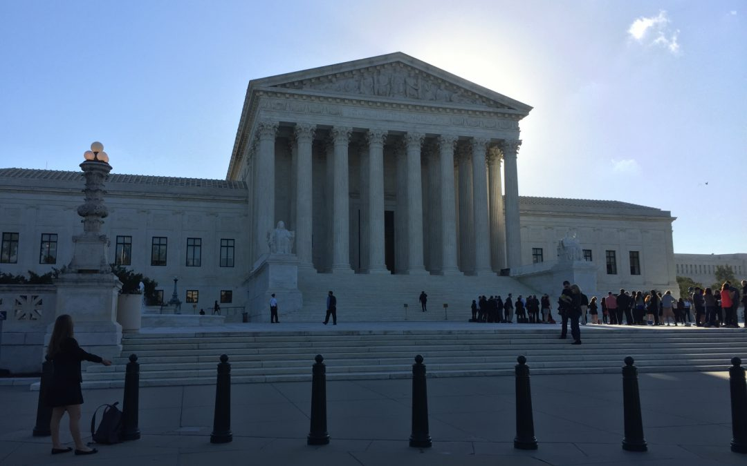 Supreme Court hears decades-old death penalty case with racially charged testimony