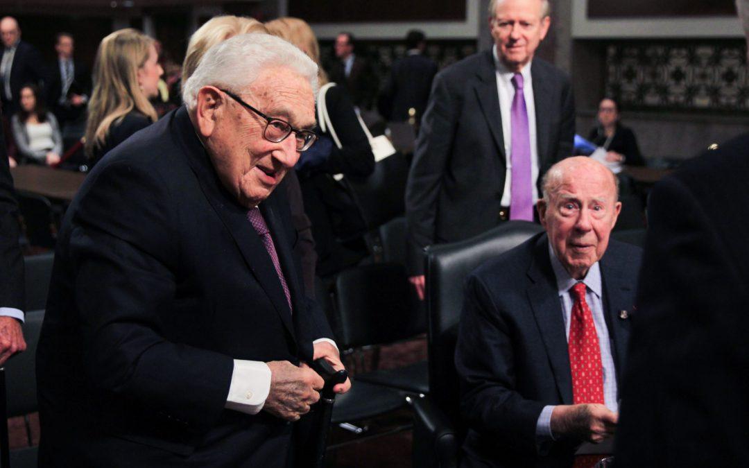 Kissinger: US facing 'urgent' threat in North Korea