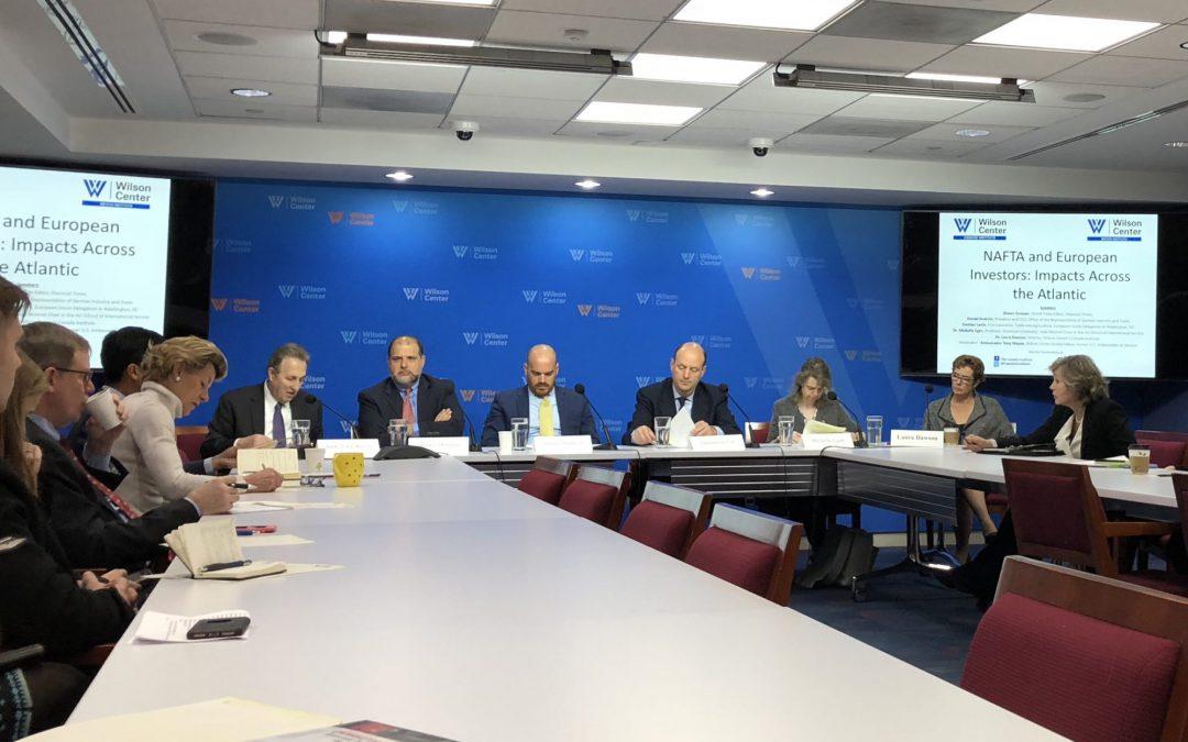 Transatlantic discussion crucial to future of NAFTA, trade with EU, panel says