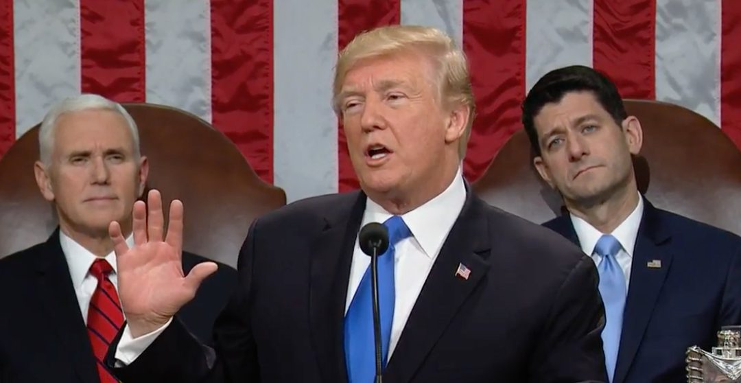 Live Fact Check: State of the Union 2018