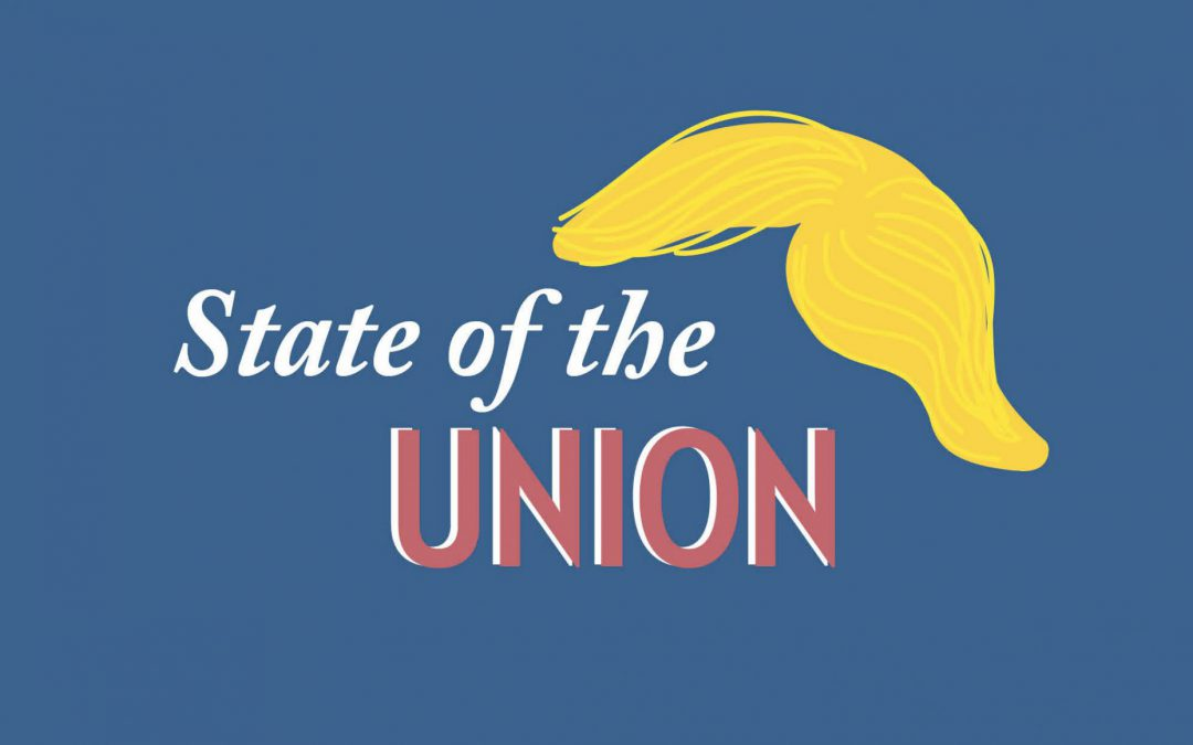 State of the Union style and substance: analyzing four presidents' speeches