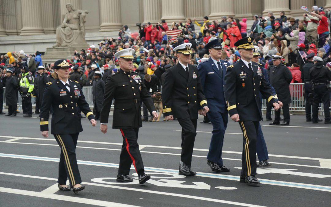 No concrete plans for Trump's military parade, Pentagon says; lawmakers remain critical